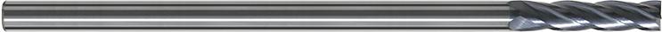 FD104UE - Karbür Freze, Ekstra Uzun