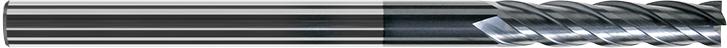 FD604 - Karbür Freze, Ekstra Uzun