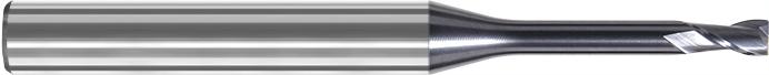 MC402R - Köþe Radyuslu Karbür Freze, MicroCut