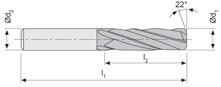 RH100 - Yüksek Hýzlý Karbür Rayba